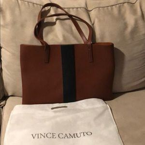 NWT Vince Camuto Luck Tote